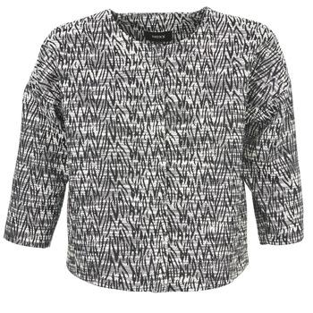 Textil Mulher Casacos/Blazers Mexx MX3002331 Preto / Branco