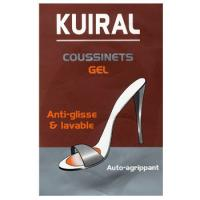 Acessórios Mulher Acessórios para calçado Kuiral COUSSINET GEL 0.0