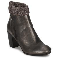 Sapatos Mulher Botins Now SOLIU Metalizado