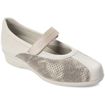 Sapatos Mulher Sabrinas Dtorres S  LIEJA BEIGE