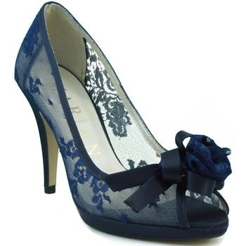 Sapatos Mulher Escarpim Marian FIESTA AZUL