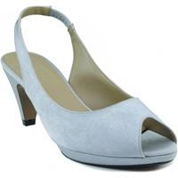 Sapatos Mulher Sandálias Marian DE FIESTA  BAJO PLATA