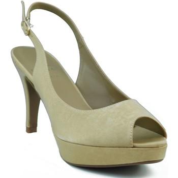 Sapatos Mulher Sandálias Marian DE FIESTA PUNTA DORADO