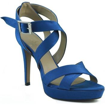 Sapatos Mulher Sandálias Marian DE FIESTA CON TIRAS Y HEBILLA AZUL