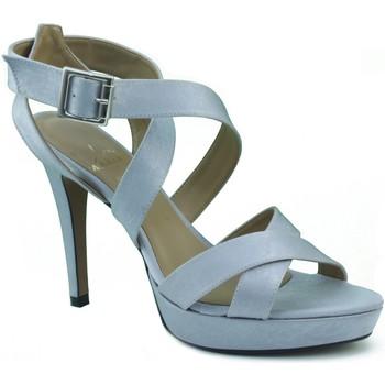 Sapatos Mulher Sandálias Marian DE FIESTA CON TIRAS Y HEBILLA PLATA