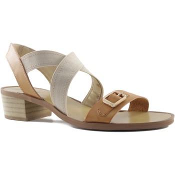 Sapatos Mulher Sandálias MTNG MUSTANG VACHE CUADRADO CUERO