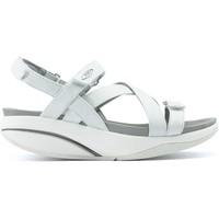 Sapatos Mulher Sandálias Mbt KIBURI W WHITE