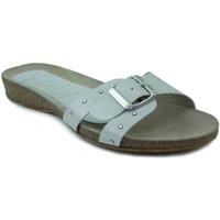 Sapatos Mulher Chinelos Vienty BIO PLANO CHAROL BEIGE