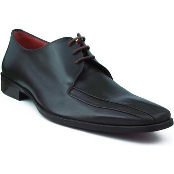 Sapatos Homem Richelieu Ranikin RANKIN WONDER TESTA MARRON