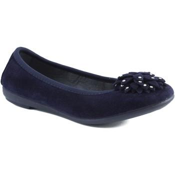 Sapatos Rapariga Sabrinas Vulladi BAILARINA CHICA COMODA CON GOMA AZUL