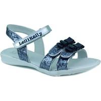 Sapatos Criança Sandálias Lelli Kelly LELLI KELLY PAMELA AZUL