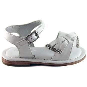 Sapatos Criança Sandálias Oca Loca OCA LOCA VALENCIA SANDALIA BLANCO