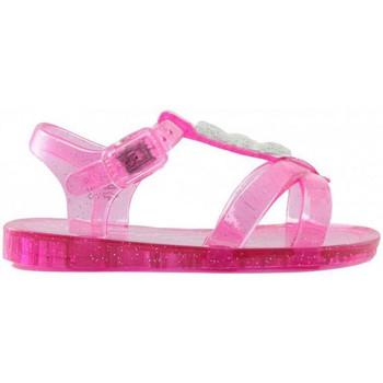 Sapatos Criança Sandálias Pablosky TRANSPARTENTE AGUA NIÑA SANDALIA ROSA