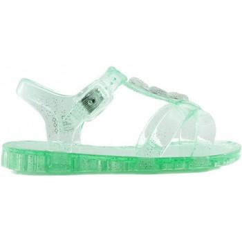 Sapatos Criança Sandálias Pablosky TRANSPARTENTE AGUA NIÑA SANDALIA VERDE