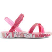 Sapatos Rapariga Sandálias Ipanema FASHION SANDALIA BEBE ROSA