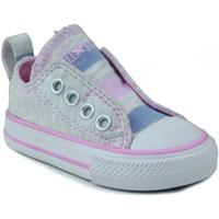 Sapatos Criança Sapatilhas Converse AS SLIP OX BEBE ROSA