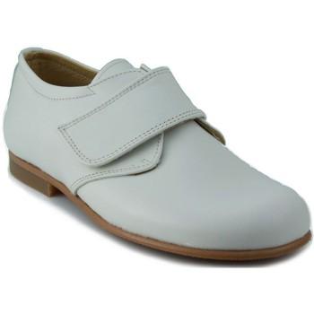 Sapatos Criança Sapatos Rizitos RZTS BLUCHER NAPA POINT PORCELANA