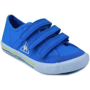 Sapatos Rapaz Sapatilhas Le Coq Sportif SAINT MALO PS STRAP AZUL