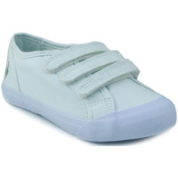 Sapatos Criança Sapatilhas Le Coq Sportif SAINT MALO PS STRAP BLANCO