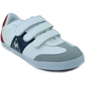 Sapatos Criança Sapatilhas Le Coq Sportif MEXICO PS STRAP BLANCO