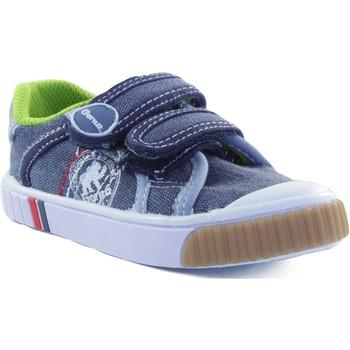 Sapatos Criança Sapatilhas Gorila STONE MOSS ZAPATILLA NIÑO AZUL