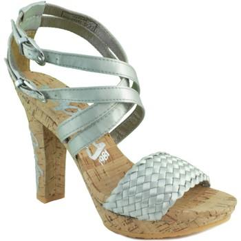 Sapatos Mulher Sandálias Replay ELSA SILVER PRATA