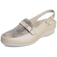 Sapatos Mulher Sandálias Dtorres PLANTILLAS BEIGE