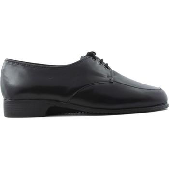 Sapatos Mulher Richelieu Drucker Calzapedic NEGRO ZAPATO COMODO CORDON NEGRO