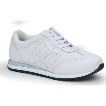 Sapatos Mulher Sapatilhas Calzamedi deportivas BLANCO