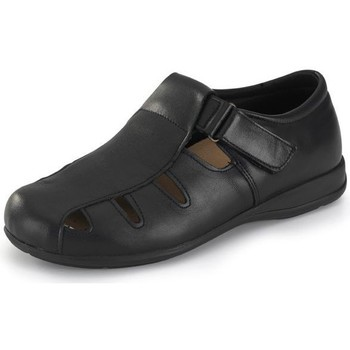 Sapatos Sandálias Calzamedi NEGRO ANCHO 15 SANDALIA UNISEX NEGRO
