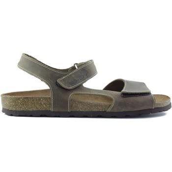 Sapatos Homem Sandálias Interbios HOMENS confortáveis  M Sandalis PARDO