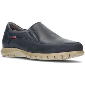 Sapatos Homem Mocassins CallagHan MOCASIN EXTRACOMODO LIGERO M AZUL