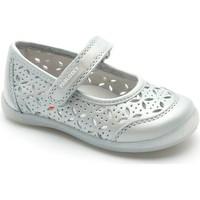 Sapatos Rapariga Sabrinas Pablosky MANOLETINA DE CHICA PLATA