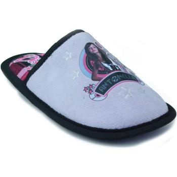 Sapatos Criança Chinelos Patito Feo IR POR CASA MORADO