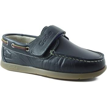 Sapatos Mulher Sapato de vela Gorila ELENA MOCASIN MARINO