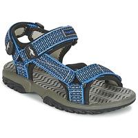 Sapatos Rapaz Sandálias Kangaroos KS 22 Azul