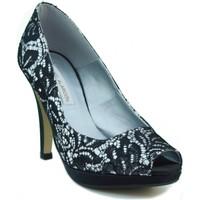 Sapatos Mulher Escarpim Angel Alarcon ANG ALARCON NATALY NEGRO