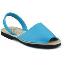 Sapatos Chinelos Arantxa MENORQUINA DE CELESTE