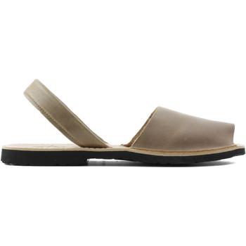 Sapatos Chinelos Arantxa MENORQUINA DE CUERO