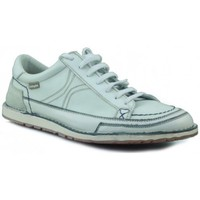 Sapatos Homem Sapatilhas CallagHan SPRINGER ASFALTO M BLANCO