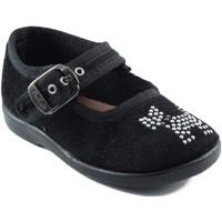 Sapatos Rapariga Sabrinas Vulladi NEGRA CALLE NEGRO