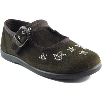 Sapatos Rapariga Sabrinas Vulladi /LETINA CHICA MARRON