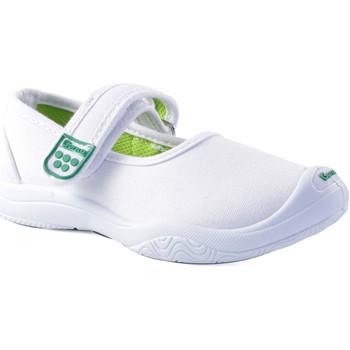 Sapatos Rapariga Sabrinas Gorila CANVAS BLANCO