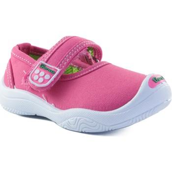 Sapatos Rapariga Sabrinas Gorila CANVAS ROSA
