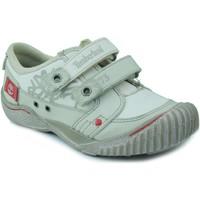 Sapatos Rapaz Sapatilhas Timberland KIDS BONE RED BLANCO