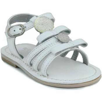 Sapatos Rapariga Sandálias Oca Loca OCA LOCA SANDALIA BEBE PIEL BLANCO