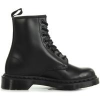 Sapatos Mulher Botas baixas Dr Martens 1460 Mono Preto