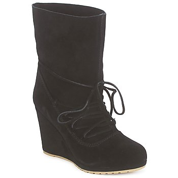 Sapatos Mulher Botins Chinese Laundry PENNY CROSSING Preto