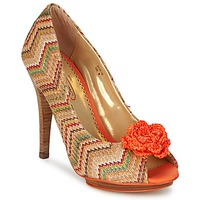 Sapatos Mulher Escarpim Poetic Licence All Mixed Up Multicolor