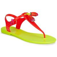 Sapatos Mulher Sandálias Juicy Couture WISP Néon / Laranja
